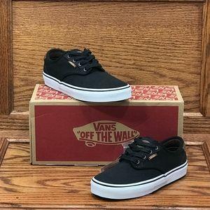 Vans Shoes - Vans Chima Ferguson Pro  Brushed Twill Black Shoes